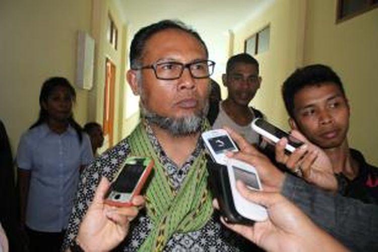 Mantan pimpinan KPK Bambang Widjojanto.