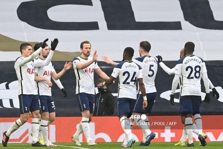 Tottenham Memiliki Kesempatan Besar ke Semifinal Liga Champions