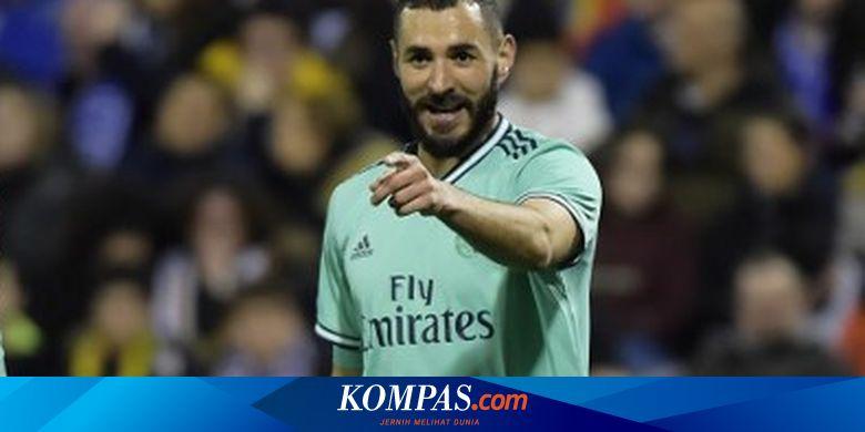 Espanyol Vs Real Madrid, Peluang Benzema Dekati Koleksi Gol Lionel Messi