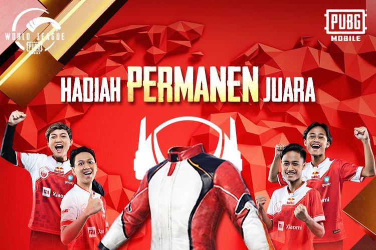 Kampanye PUBG Mobile bertajuk Indo Pride dalam menyambut Hari Kemerdekaan Republik Indonesia.