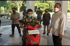 Kakek yang Bersepeda 15 KM demi Vaksin Dapat Hadiah Motor: Satu dari Pak Gubernur, Satunya Ivan Gunawan