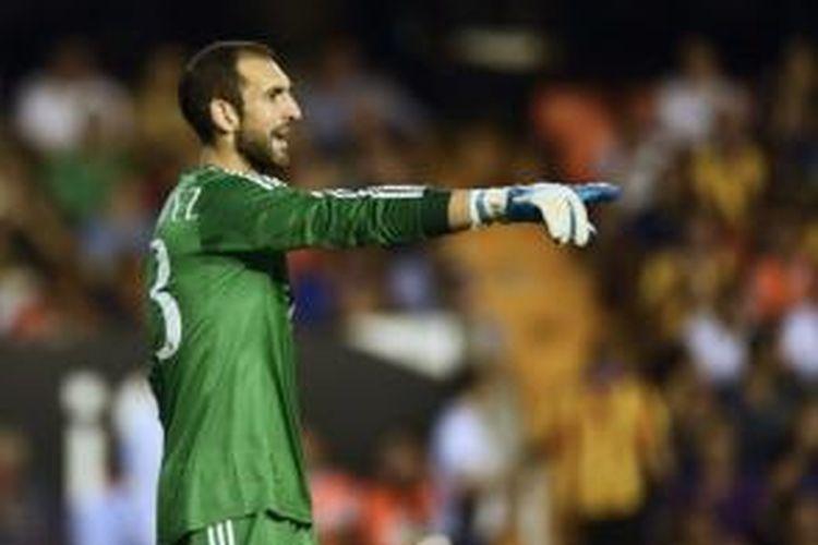 Kiper AC Milan, Diego Lopez.