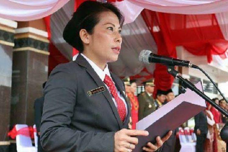 Wali Kota Singkawang Tjhai Chui Mie