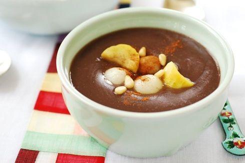 Resep Bubur Beras Kacang Merah ala Korea Pat Jook, Cocok untuk Makanan Anak
