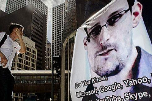 Edward Snowden Minta Suaka Politik ke Rusia
