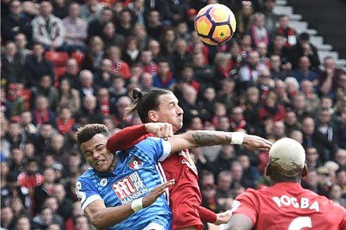 Man United Tanpa Ibrahimovic untuk 3 Laga Domestik