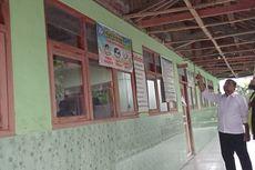 Atap SD di Ngawi Rusak hingga Mengenai Kepala Siswa, Perangkat Desa: Kami Tidak Tahu