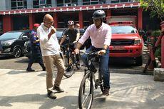 Berkendara dengan Sepeda Kerap Alami Diskriminasi di Jakarta