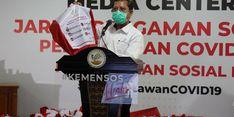 Dukung Social Distancing, Kemensos Gandeng PT Pos Indonesia Salurkan Sembako di Jabodetabek