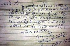 Curi Sepeda untuk Pulang Kampung, Pria Ini Tulis Surat Minta Maaf