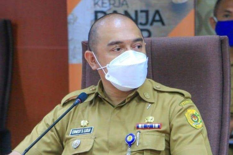 Kabag Humas Pemerintah Kota Kupang Ernest Ludji.
