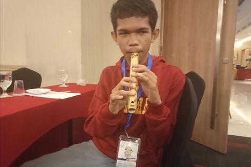Cerita Ahmad Fauzan, Siswa Tuna Netra yang Rela Jalan Kaki Demi Pertukaran Pelajar