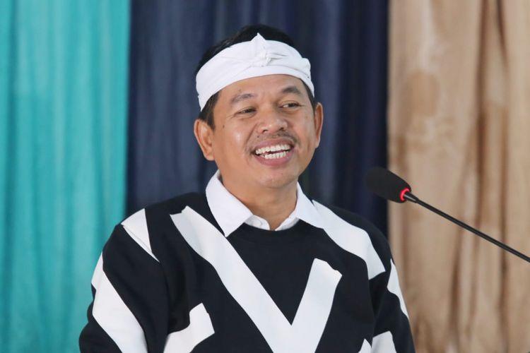 Ketua Tim Pemenangan Jokowi-Ma'ruf Amin Jawa Barat, Dedi Mulyadi .