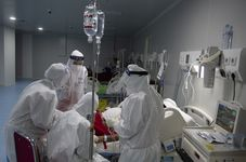 Patients with Coronavirus Increase by 20 Percent in Jakarta's Emergency Hospital