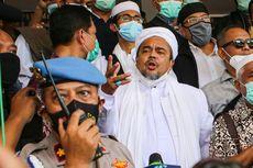 Rizieq Shihab Divonis Lebih Ringan, Hakim Sebut Ada Diskriminasi hingga Tak Terbuktinya Pasal Penghasutan