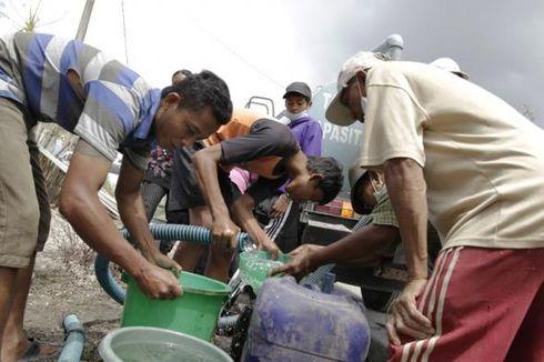 Rusak akibat Abu Vulkanik, 18 Lokasi TPS Dipindah