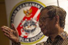 Mahfud MD: Tak Ada Kriminalisasi Ulama di Indonesia