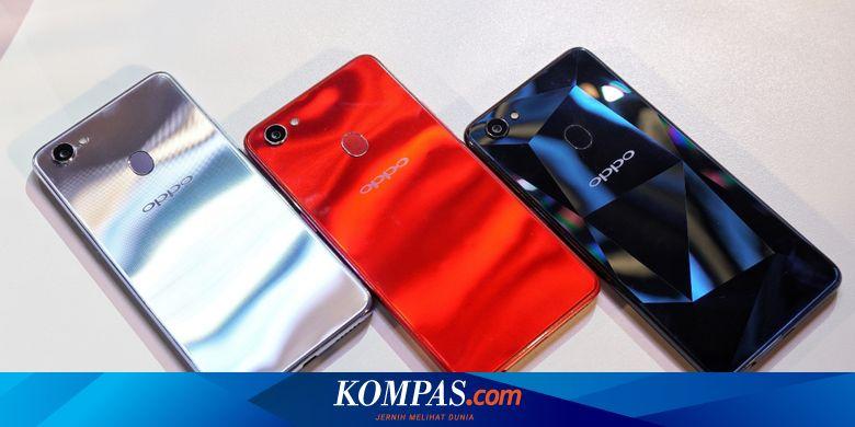Spesifikasi Dan Harga Oppo F7 Di Indonesia