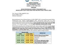 Jadwal UTBK Khusus Hari Jumat Dimajukan LTMPT, Simak Perubahannya