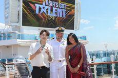 Princess Cruises Sambut Kehadiran Juri Asia's Got Talent