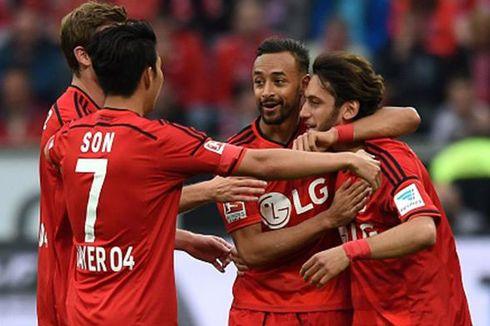 Hasil Bundesliga, Seru Perebutan Posisi Kedua hingga Keempat