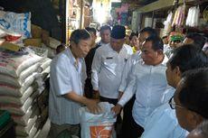 Kunjungi Pusat Pasar di Medan, Edy Rahmayadi Temukan Beras Bau Apek