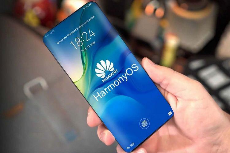 Begini Tampilan HarmonyOS 2.0, Pengganti Android di Ponsel Huawei