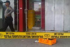 Bobol Minimarket, Pencuri Angkut Mesin ATM