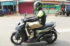 Mengendarai Motor Saat Puasa, Gunakan Pakaian yang Nyaman