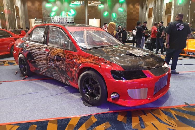 Modifikasi Mobil Indonesia Modification Expo (IMX) 2020