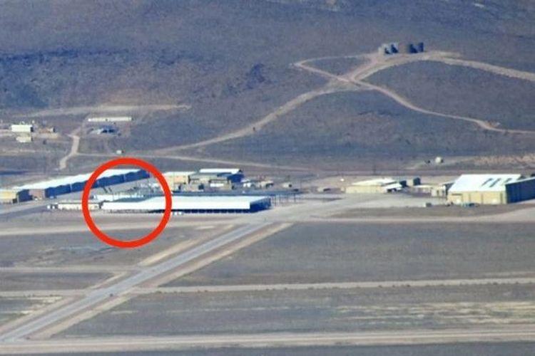 Misteri Area 51, Hanggar Raksasa Tiba-tiba Menghilang Tanpa Jejak Halaman  all - Kompas.com