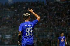Dipanggil Timnas Indonesia, Striker Arema FC Kushedya Hari Yudo Kegirangan