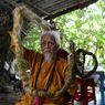 Percaya Bakal Mati jika Potong Rambut, Kakek Ini Biarkan Rambutnya Selama 70 Tahun