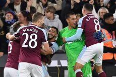 Hasil West Ham Vs Man City - Kalah Adu Penalti, The Citizens Tersingkir