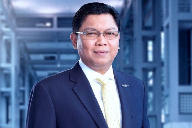 Direktur Utama Bank Mandiri Darmawan Junaidi.