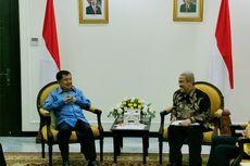 Temui Wapres Kalla, DPP REI Bahas Pembangunan Rumah untuk ASN dan TNI-Polri