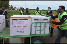 Indonesia Highlights: Indonesia to Receive 15 Million Doses of Covid-19 Bulk Vaccine Tuesday | Indonesia Extends Ban on Foreigners to End of January | Water Park near Jakarta Closed for Flouting Covid