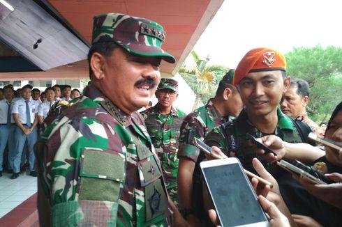 Panglima TNI Khawatir Pemuda Lebih Kenal K-Pop Dibanding Jenderal Sudirman