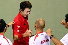Nishikori Pimpin Jepang Hadapi Kanada