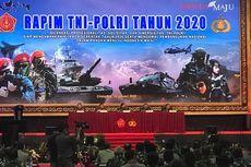 TNI-Polri Gelar Rapim Terkait Pilkada Serentak dan PON 2020