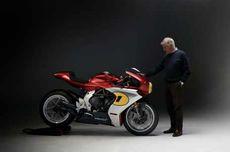 MV Agusta Rilis Superveloce Edisi Khusus Giacomo Agostini