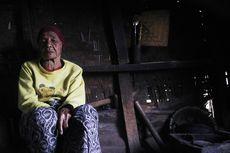 Kisah Pilu Mak Iyah, Hidup Sebatang Kara di Gubuk Reyot