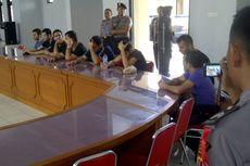 Polisi Tangkap 132 Imigran Gelap di Bandung