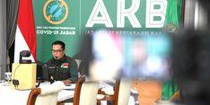 Ridwan Kamil Pamerkan Strategi Inovatif Jabar Lawan Covid-19 di Forum Internasional