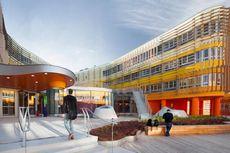 Nih... Desain Arsitektur Sekolah yang
