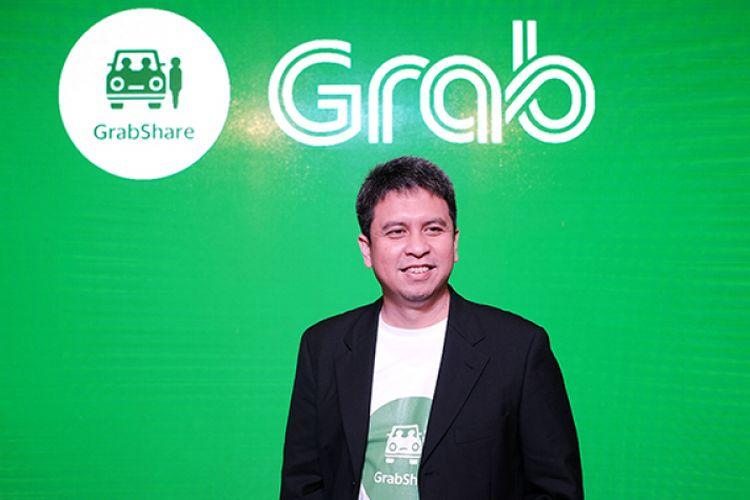 Ridzki Kramadibrata, Managing Director Grab Indonesia.