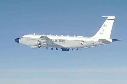 Jet Tempur Rusia Cegat Pesawat Mata-mata AS Saat Latihan Militer Besar-besaran di Pasifik