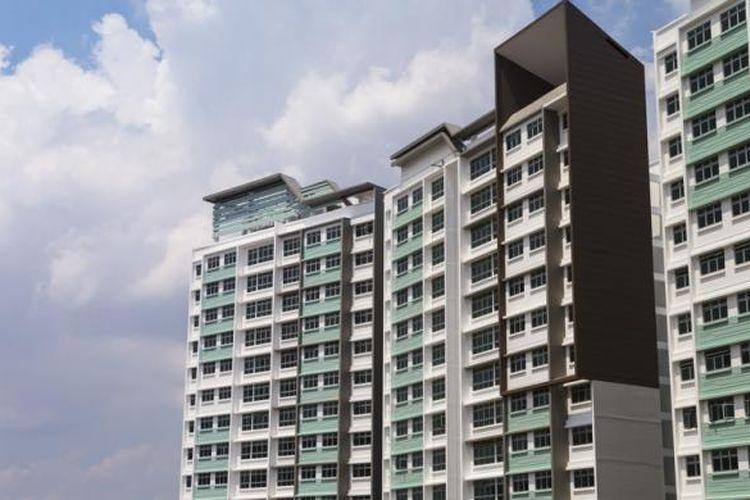 Kebanyakan apartemen dibeli oleh untuk kemudian disewakan kembali. Namun, tingginya tingkat kebutuhan hunian, khususnya di dalam kota pun begitu tinggi.