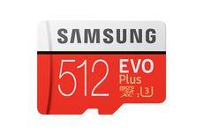 Kartu Memori MicroSD 512 GB Samsung Dijual Seharga Smartphone