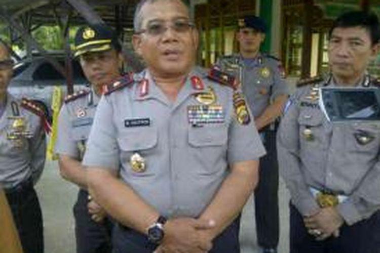 Kapolda Bengkulu, Brigjen Pol. M. Gufron